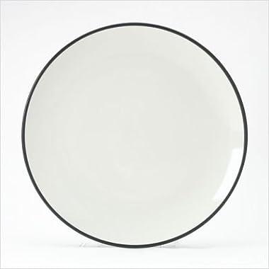 Noritake Colorware Dinner Plate, Graphite