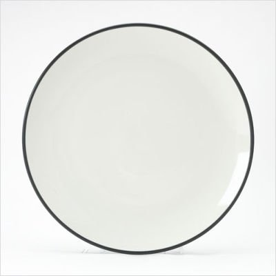 - Noritake Colorware Dinner Plate, Graphite