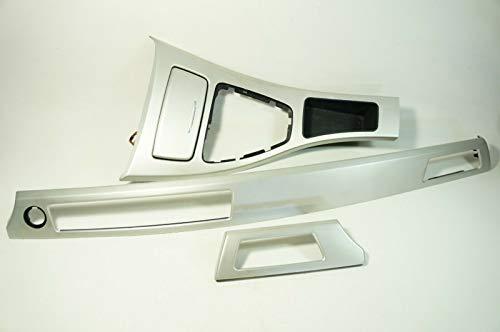 06-20010 e90 e91 e92 e93 Dash Aluminum Trim Bezel Gear Shifter ash Tray Mold