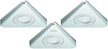 Triangular Led Cabinet Lights in Florida - 3