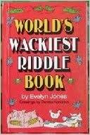 Book Funniest Joke Books: World's Wackiest Riddle Book
