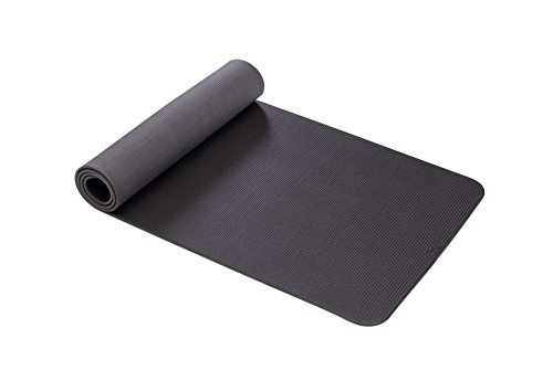 Airex Yoga / Pilates Padded Exercise Mat, 75 x 24 x 1/4 Inch
