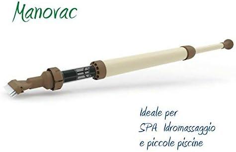Boreal Vac - Aspirador Manual Ideal para pequeñas Piscinas y spas ...