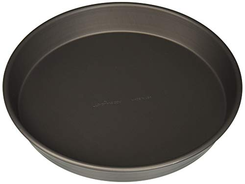 LloydPans 10 Inch by 1.5 Inch  Deep Dish Pizza Pan, Pre-Seasoned, Stick Resistant, Case of ()