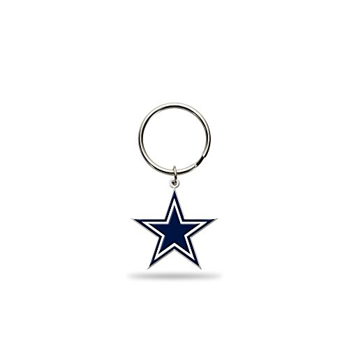 Rico Industries NFL Dallas Cowboys Flexible Team Logo Keychain