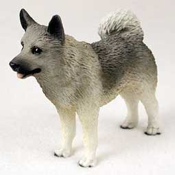 Conversation Concepts Norwegian Elkhound Standard Figurine