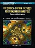 img - for Frequency-Domain Methods for Nonlinear Analysis: Theory and Applications (World Scientific Series on Nonlinear Science) by Gennady A Leonov (1996-05-01) book / textbook / text book