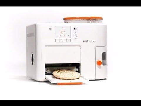 Rotimatic Robotic Roti Maker Buy Online In Uae