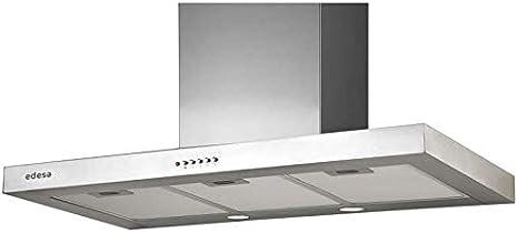 Edesa URBAN-BOX91X - Campana (Canalizado/Recirculación, 780 m³/h ...