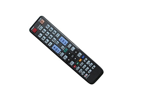 Universal Smart 3D Replacement Remote Control Fit for Samsung PN64D8000F PN64D8000FF UN46D6900WF Plasma LCD LED HDTV TV (Samsung Plasma 3d Tv Remote)