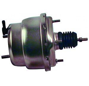 SSBC 28152 Brake Power Booster - Gold And Black - 7 In.
