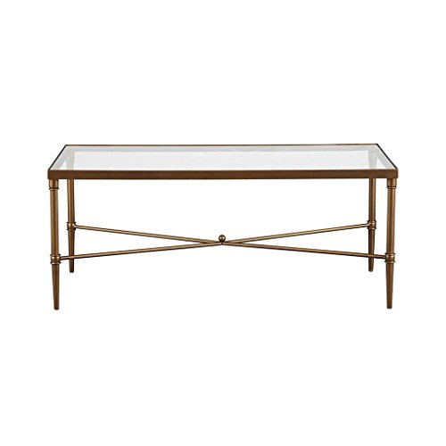 Metal Antique Coffee Table - 4
