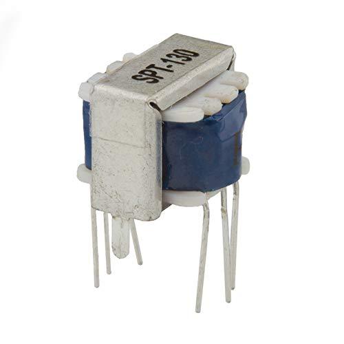 EI-14 Audio Transformer, 5 pcs/Pack, 600:600 Ohm Impedance, Isolation Coupling XFMR