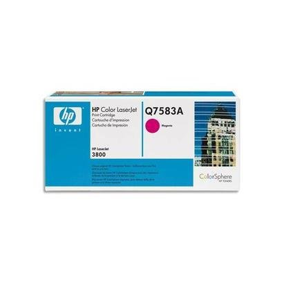 HP Toner Q7583A, magenta, 6000 Seiten