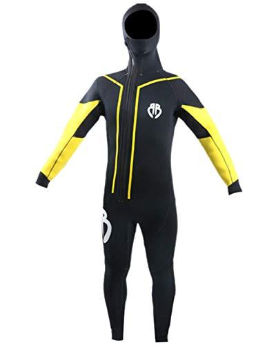 UR MAX BEAUTY Wetsuit Men Premium 7Mm Super Stretch Neoprene Spearfishing Scuba Diving Suit, One Piece Fullsuit…