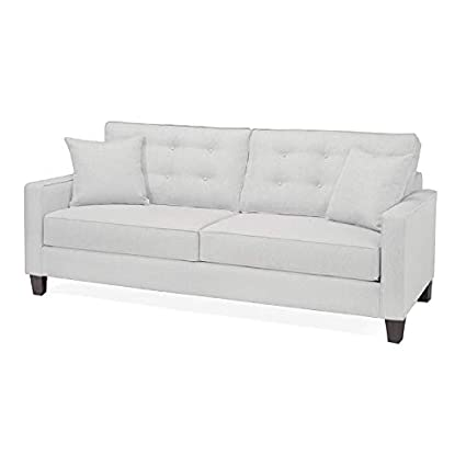 Comfort Pointe Taylor Sofa   Snow