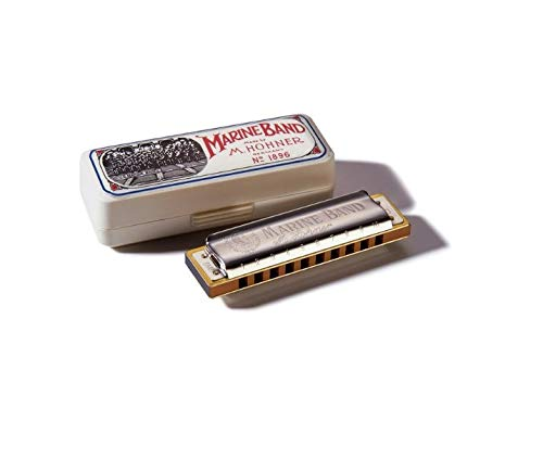 Hohner Accordions Marine Band