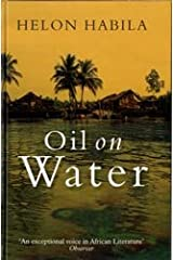 Oil on Water Hardcover