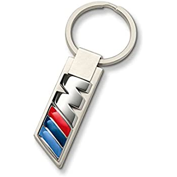 Amazon.com: BMW M Collection Carbon Key Ring 80272410929 ...