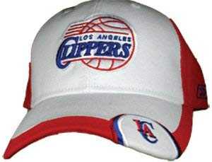 Sideswipe Hat - Reebok NBA Los Angeles Clippers Sideswipe Series Adult Hat Cap