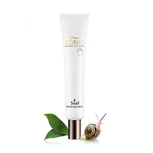 SCINIC Snail Matrix Eye Cream (Scinic Honey All In One Ampoule Ingredients)