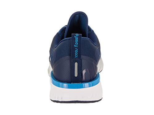 Tition Multicolore Nike De Comp Running Void Odyssey Chaussures 404 Homme React Blue Hero blue gym blue nww4Yq8r1