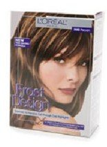Amazoncom Loreal Paris Frost And Design Highlights Pecan Hair