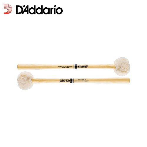 Promark PSMB3S Performer Series Soft Bass Drum Mallet D'Addario &Co. Inc