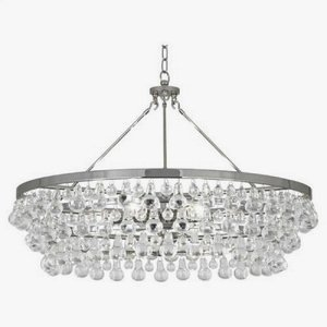 Robert Abbey S1004 Six Light Chandelier