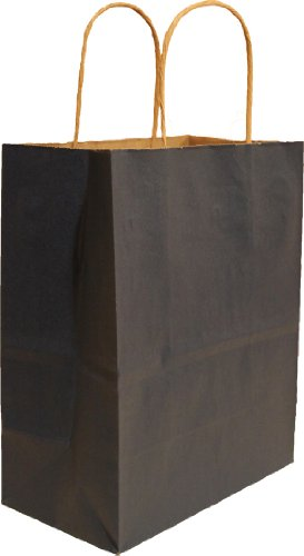 100-petite-cub-navy-blue-matte-shopping-bags-with-twisted-paper-handles-8-1-4x4-1-4x10-3-4-tall