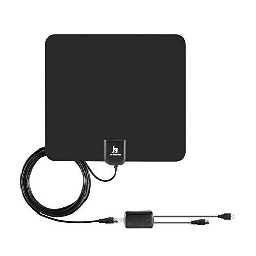 JINPENG 50 Mile Digital Tv Antenna With Detachable Amplifier