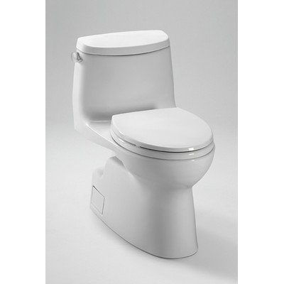 Carlyle LI 1.28 GPF One Piece High Efficiency Toilet with Sanagloss