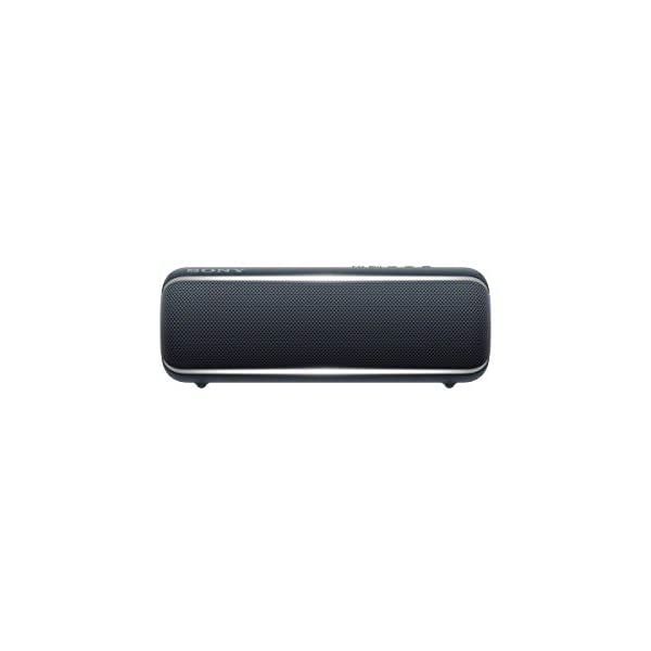 Sony SRS-XB22 Enceinte Portable Bluetooth Extra Bass Waterproof avec Lumières - Noir 2