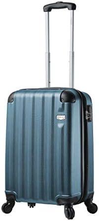 Viaggi Mia Italy Abruzzo Hardside Spinner Carry-on, Blue, One Size