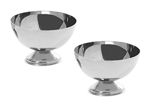 tall ice cream bowls - 1