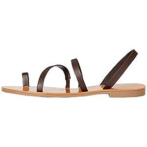 find. Ankle-strap - Sandalias de Gladiador Mujer | DeHippies.com