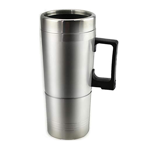 Car Electric Cup 12v 200ml Electric In-Car Stainless Steel T