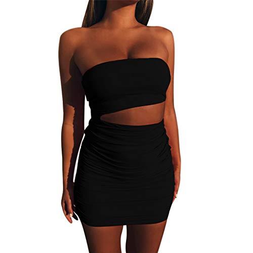 Keliay Bargain Ladies Summer Sexy Off Shoulder Tops Short Skirt Suit Pencil Slim Set