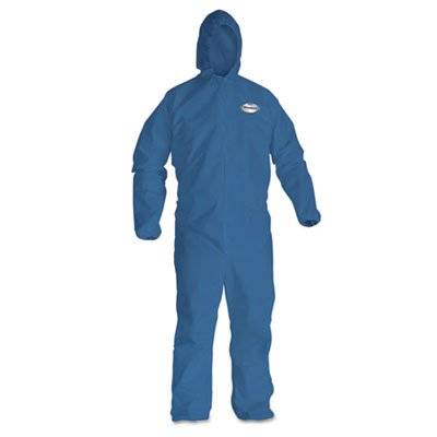 KIMBERLY-CLARK PROFESSIONAL KLEENGUARD A20 Breathable Particle Protection Coveralls KCC 58514