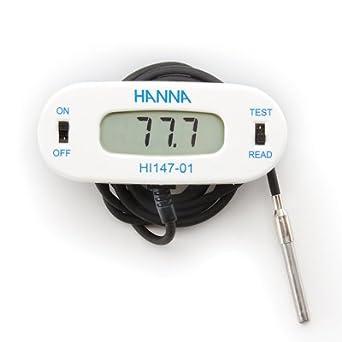 Termómetro Check Fridge (Â ° C) con batería