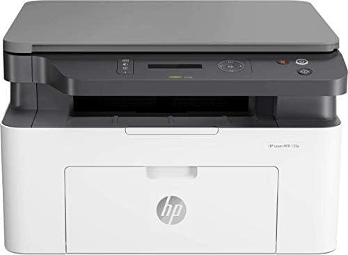 HP Laser MFP 135a - Impresora láser multifunción (imprime, copia y ...