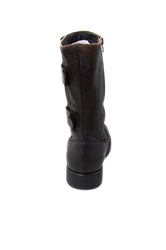 Nose Leather Beautiful Coffee Boots Pinsk2582mj 7fwzqTZ