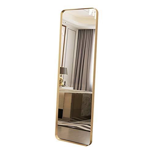 ZLDJ Full Length Mirror Floor Mirror Modern Sassy Standing Leaning Against Wall -