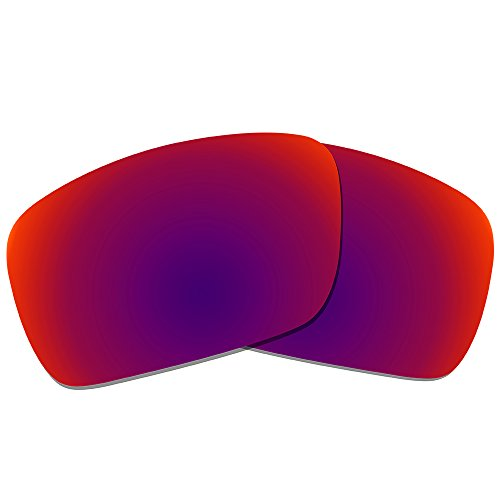 Dynamix Polarized Replacement Lenses for Oakley Fuel Cell - Multiple Options (Midnight, Polarized - Oakley Polarized Lenses Fuel Cell
