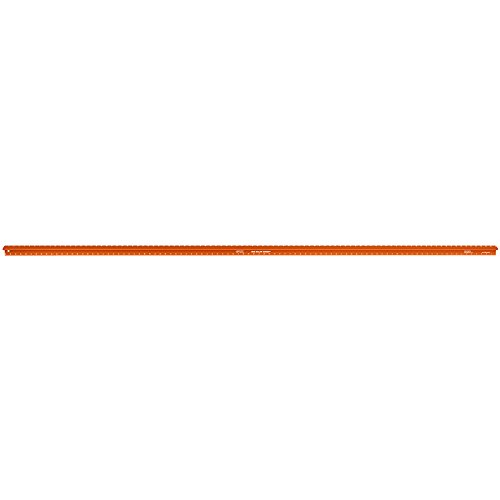 (Swanson SVE960 96-Inch Savage Straight Edge, Non-marring, Anodised and Laser-Etched Scale)