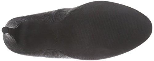 Femme Noir Couvert du Noir 01 Talons Blink Pieds Btildal à Avant Chaussures gqAnF1O8