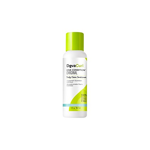 Price comparison product image DevaCurl One Condition Original; Cream Hair Conditioner; Sulfate; Paraben and Silicone Free; Detangle; Control Frizz and Hydrate; 3 Ounce