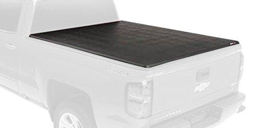 Extang 92445 Trifecta 2.0 Folding Tonneau Cover - fits Silverado/Sierra 1500 (5 ft 8 in) - Fits Cover Tonneau