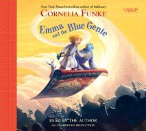 Emma and the Blue Genie by Listening Library (Audio)