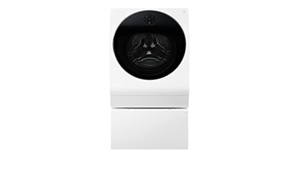 LG LSWD100 TwinWash Signature Independiente Carga frontal A-50 ...